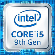 Процессор INTEL Core i5-9400F / 2.9-4.1 GHz, 6 cores, 6 threads, 9MB cache, 65W TDP, 65W TSS, LGA1151, Coffee Lake / OEM