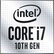 Процессор INTEL Core i7-10700 / 2.90-4.80 GHz, 8 cores, 16 threads, 16MB, UHD 630, 65W, LGA1200, 14nm, Comet Lake / CM8070104282327
