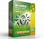 ПО DR.Web Security Space 2 ПК/2 года (BHW-B-24M-2-A3)